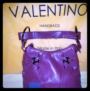 Valentino leather purse,dust bag,storage bag
